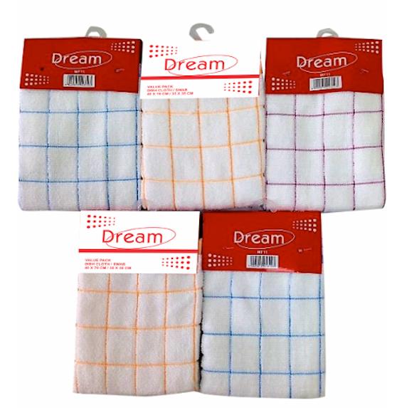 MF011 - Microfibre Terry Towel